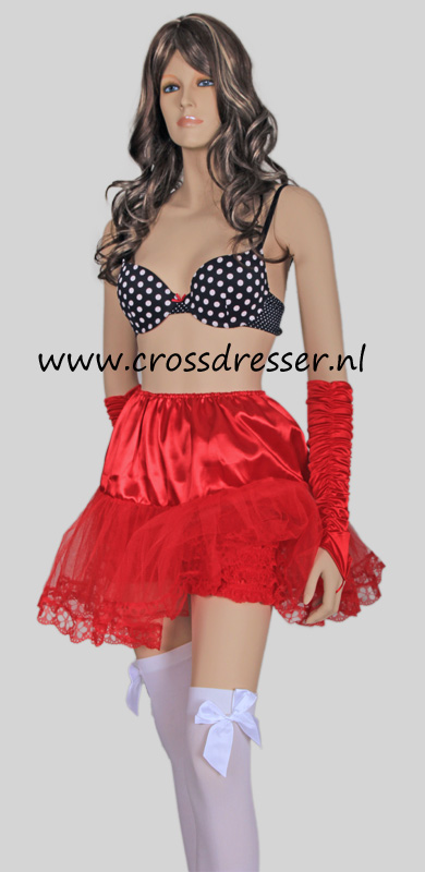 Costume Accessories: Panty Slip Frilly Lace - photo 8.