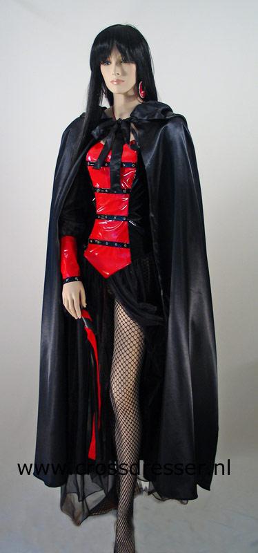 High Priestess Domina Costume Uniform By Crossdresser Nl
