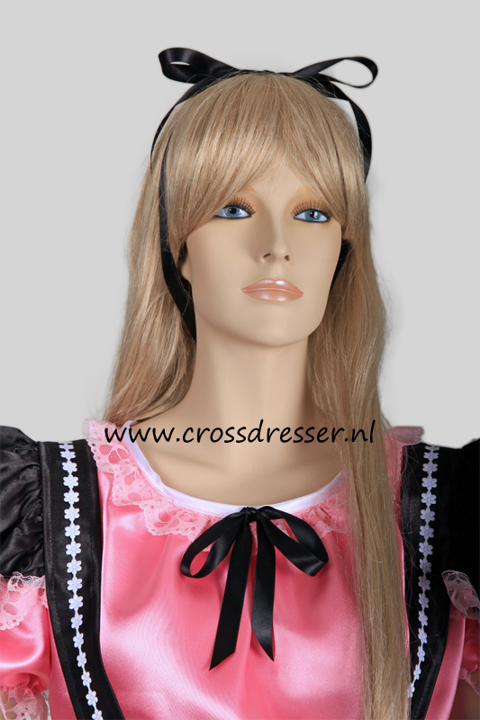 Fantasy French Maid Costume, from our Sexy French Maids Collection, Original designs by Crossdresser.nl - photo 9.