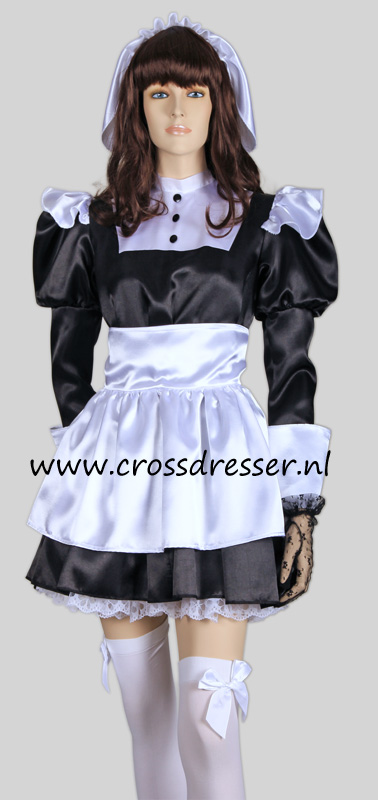 Florence Nightingale French Maid Costume / Uniform from our Sexy French Maids Collection, Original designs by Crossdresser.nl