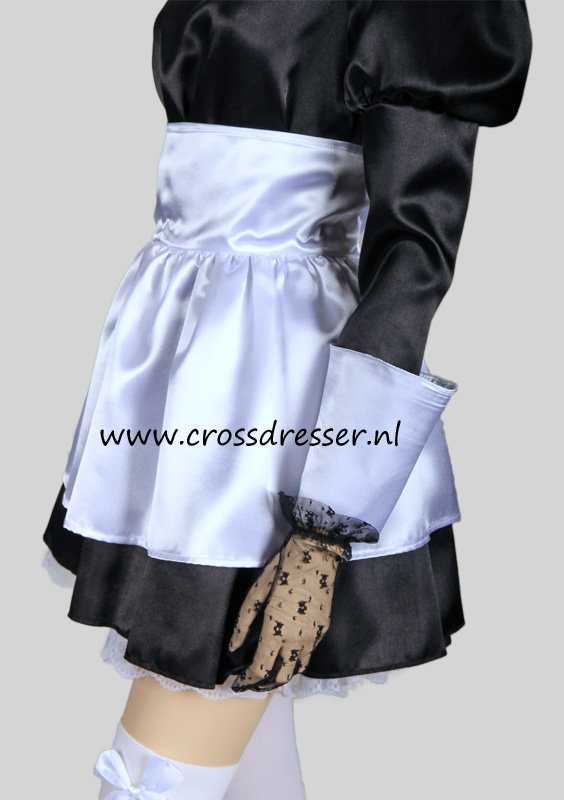 Florence Nightingale French Maid Costume, from our Sexy French Maids Collection, Original designs by Crossdresser.nl - photo 10.