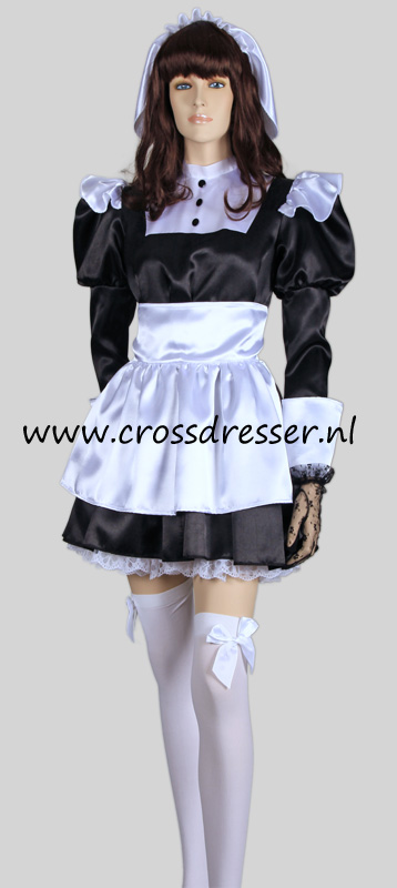 Florence Nightingale French Maid Crossdresser Costume