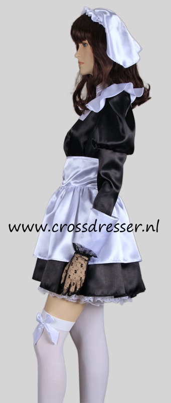 Florence Nightingale French Maid Costume, from our Sexy French Maids Collection, Original designs by Crossdresser.nl - photo 4.