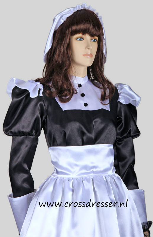 Florence Nightingale French Maid Costume, from our Sexy French Maids Collection, Original designs by Crossdresser.nl - photo 7.