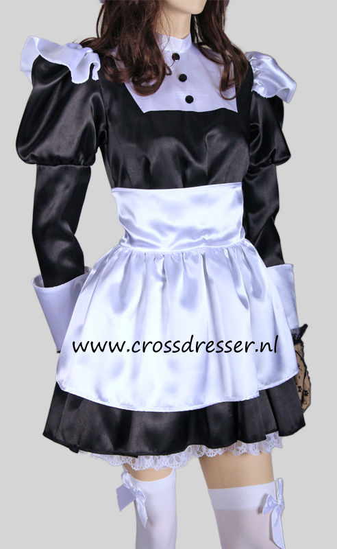 Florence Nightingale French Maid Costume, from our Sexy French Maids Collection, Original designs by Crossdresser.nl - photo 9.