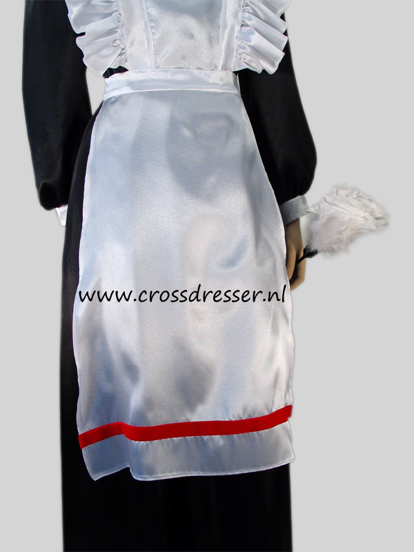 Victorian French Maid Costume / Uniform, from our Sexy French Maids Collection, Original designs by Crossdresser.nl - photo 8.