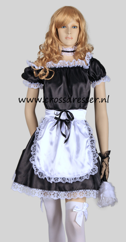 Dream Angel French Maid Costume / Uniform by Crossdresser.nl - photo 1.
