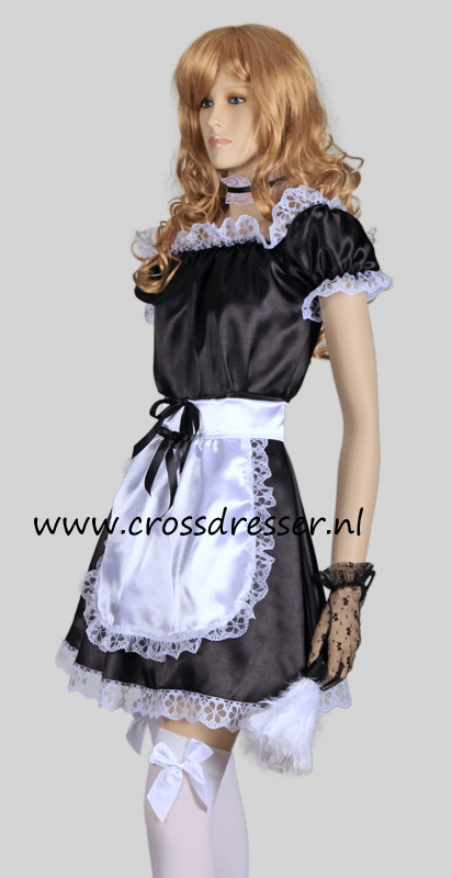 Dream Angel French Maid Costume / Uniform by Crossdresser.nl - photo 2.
