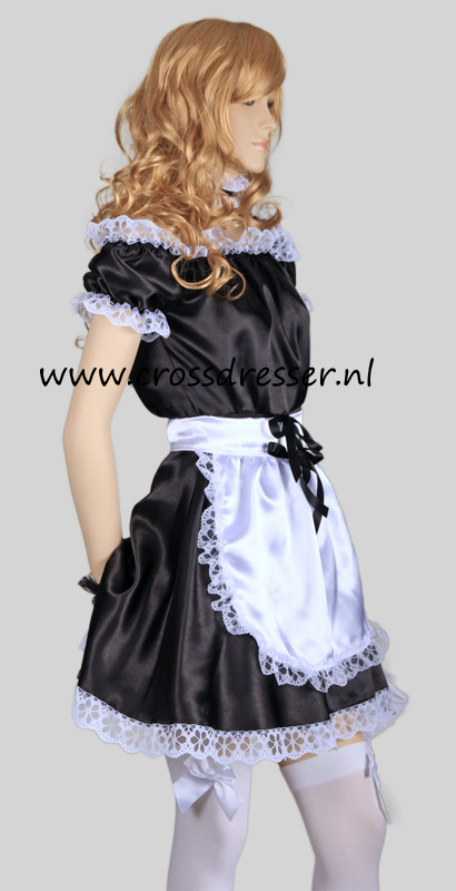 Dream Angel French Maid Uniform Crossdresser Costume