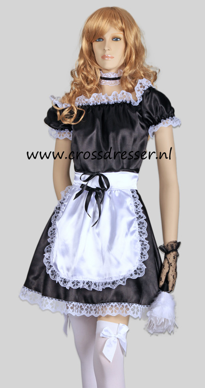 Dream Angel French Maid Costume / Uniform by Crossdresser.nl - photo 6.