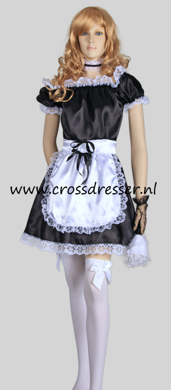 Dream Angel French Maid Costume / Uniform by Crossdresser.nl - photo 7.