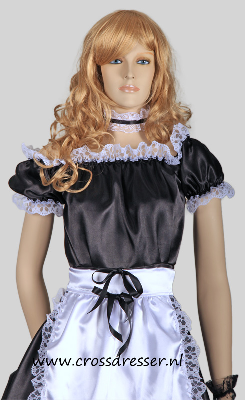 Dream Angel French Maid Costume / Uniform by Crossdresser.nl - photo 8.