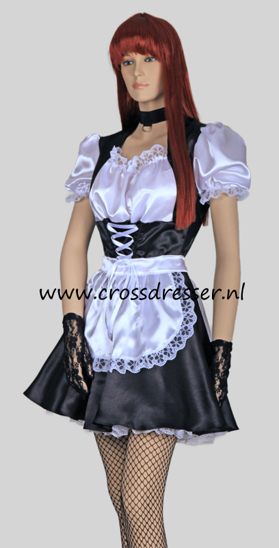 Pleasure Princess from the Pleasure French Maids Crossdresser Collection - Crossdresser.nl