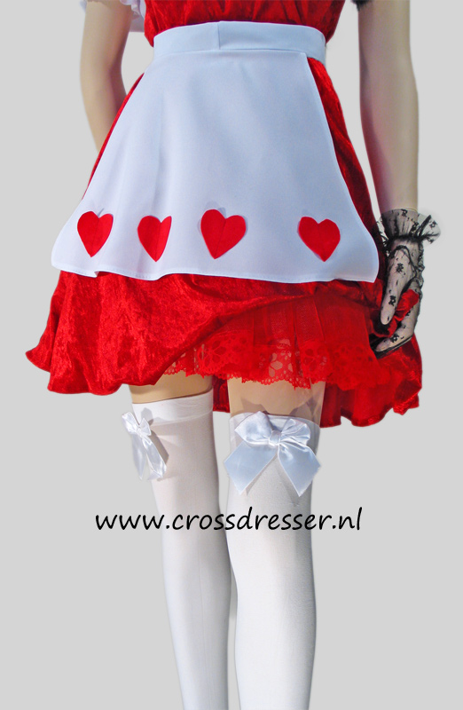 Temptress French Maid Costume / Uniform by Crossdresser.nl - photo 9.