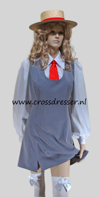 English School Girl Uniform / Costume - Original SchoolGirl Uniform Designs by Crossdresser.nl - photo 4.