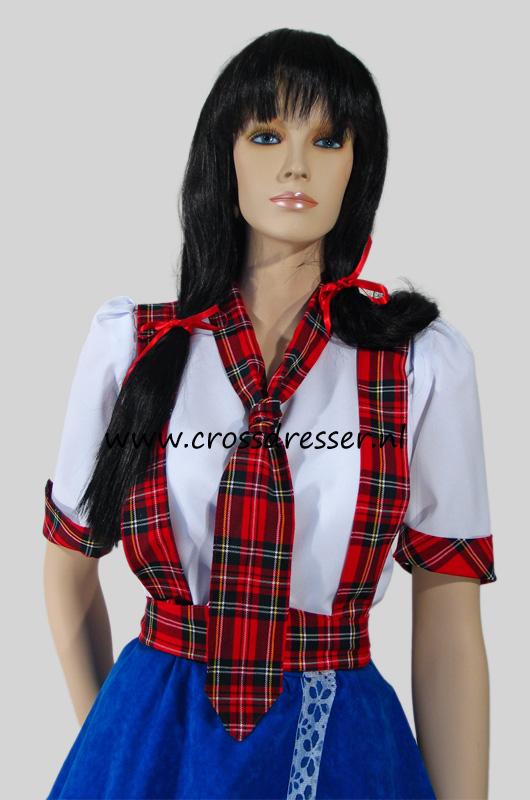 College Nymph - Sexy Schoolgirls Uniform By Crossdressernl-3054