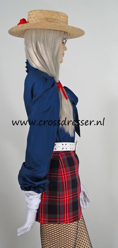 Scottish Schoolgirl Uniform - Sexy School Girls Uniform -5268