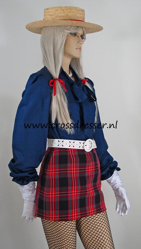 Scottish Schoolgirl Uniform - Sexy School Girls Uniform  Costume By Crossdressernl-7215