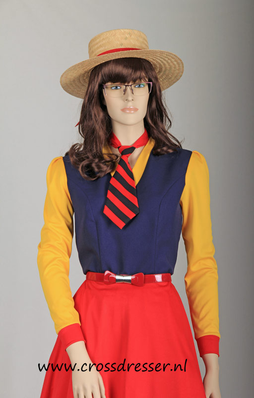 College Sweetheart - Sexy Schoolgirls Uniform By Crossdressernl-1834