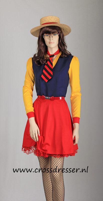 College Sweetheart Sexy Schoolgirls Uniform By