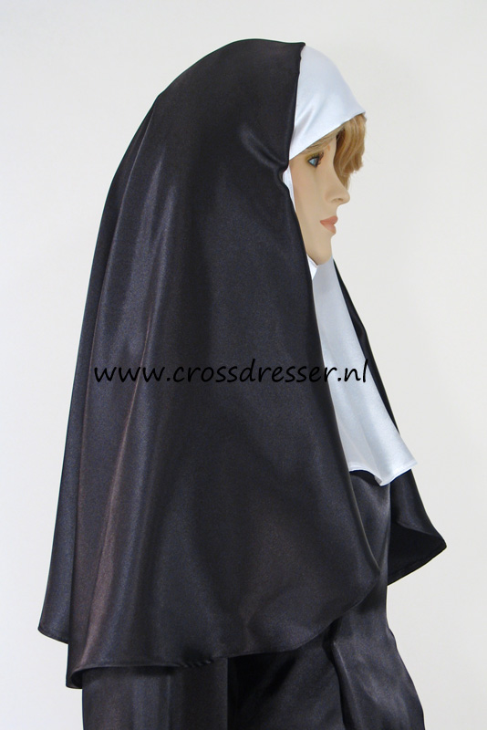 Sexy Sinful Nun Costume, Original High Quality Crossdresser Design by Crossdresser.nl - photo 7.