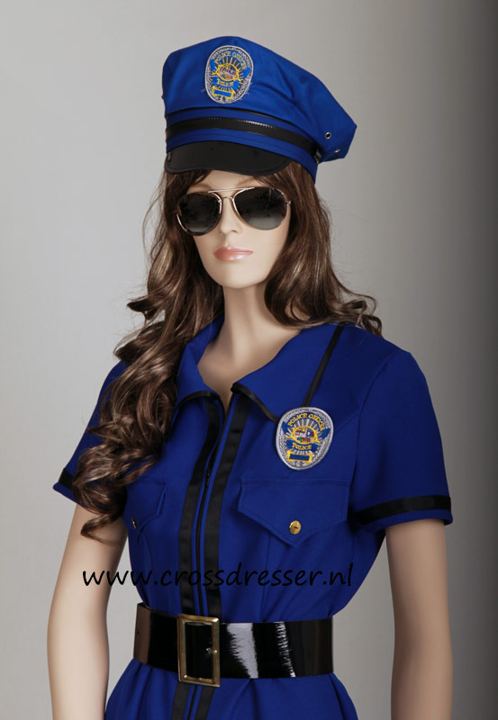 Sexy Police Woman Uniform - Original Designs By -7168